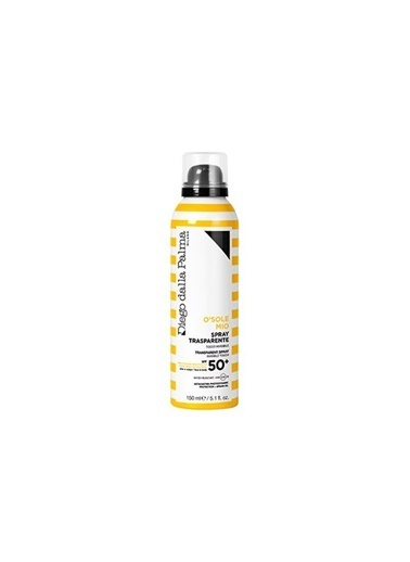 Diego Dalla Palma Diego Dalla Palma O'Solemio Transparent Spf50 Spray - Güneş Koruyucu Spray GKF50 150 Ml Renksiz